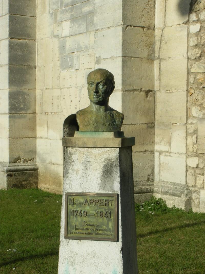 "Nicolas APPERT, ""inventeur"" de la Boite de Conserve Nicola10"