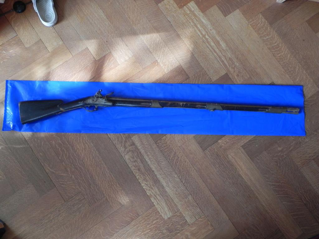 Aide pour identifier fusil à silex Minick Liège Dscn8430