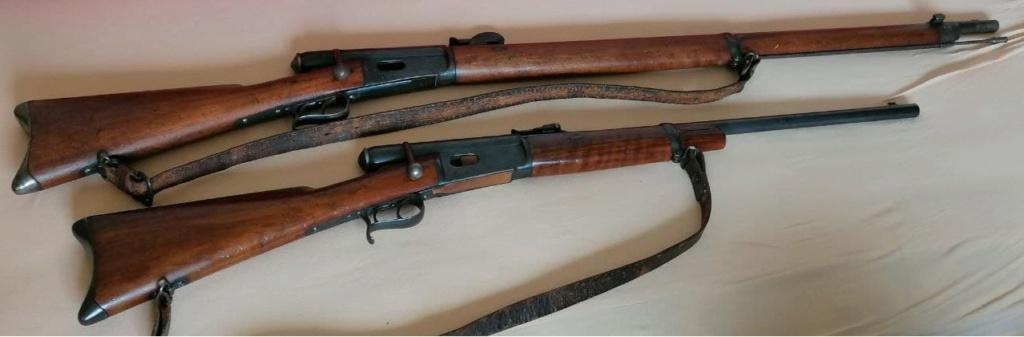 Carabine (Stutzer) d'infanterie 69/71 Vetterli Photo_52