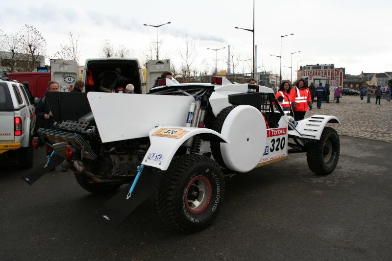 verifs - quelques photos des vérifs du Dakar 2009 Dackar11