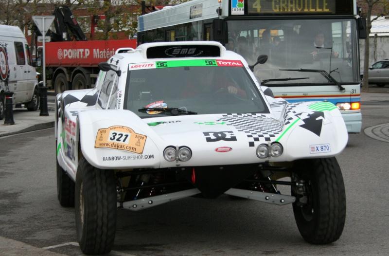 verifs - quelques photos des vérifs du Dakar 2009 Dackar12