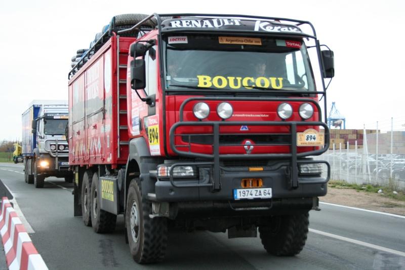 verifs - quelques photos des vérifs du Dakar 2009 Dackar20