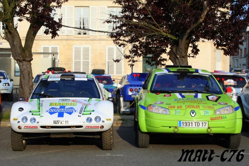 Photos parc assistance & fermé Rally140