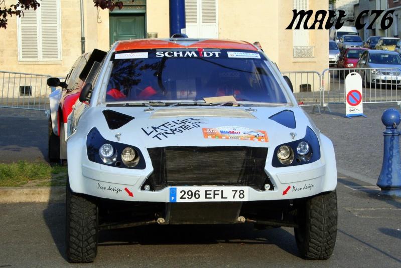 Photos parc assistance & fermé Rally141