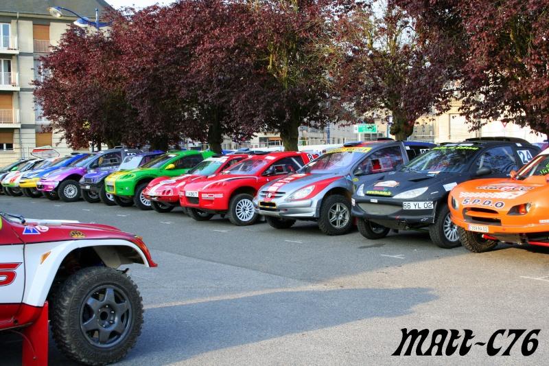 Photos parc assistance & fermé Rally142