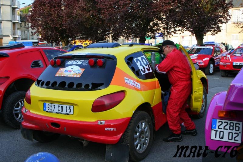 Photos parc assistance & fermé Rally143