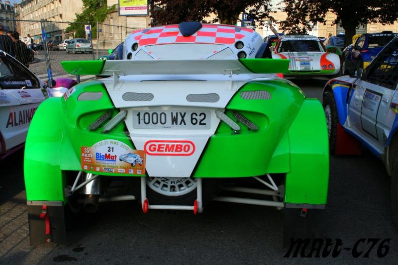 Photos parc assistance & fermé Rally145