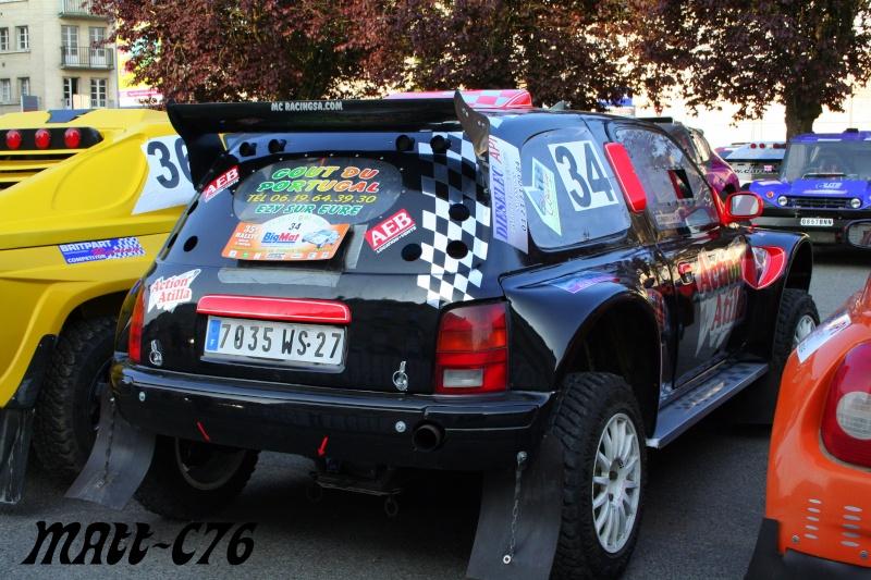Photos parc assistance & fermé Rally147