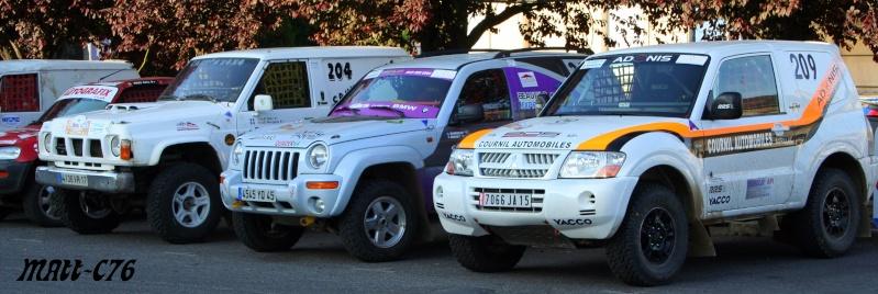 Photos parc assistance & fermé Rally149