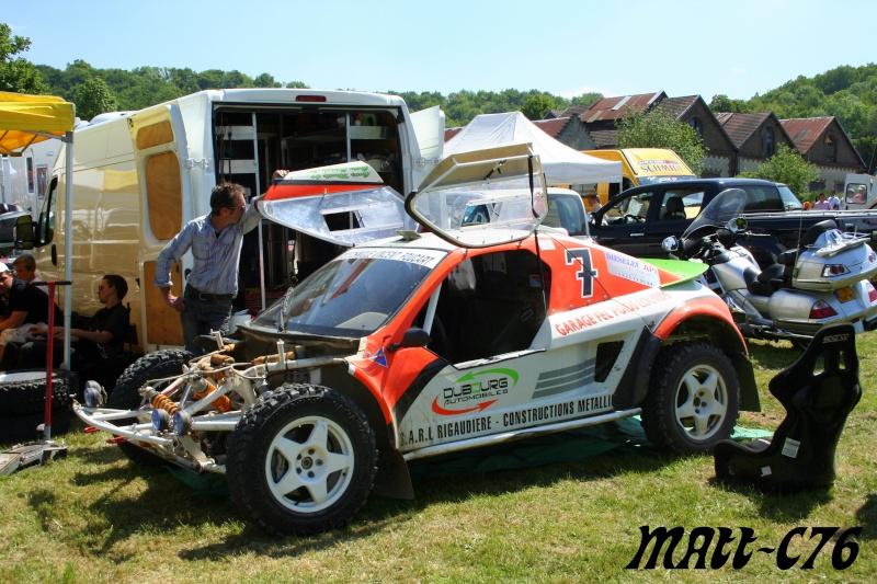 Photos parc assistance & fermé Rally156