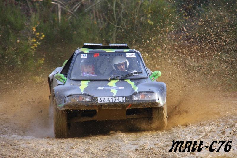 Photos Numèro 5o : Laurent Duperron - Blondet Coralie ... Rally293