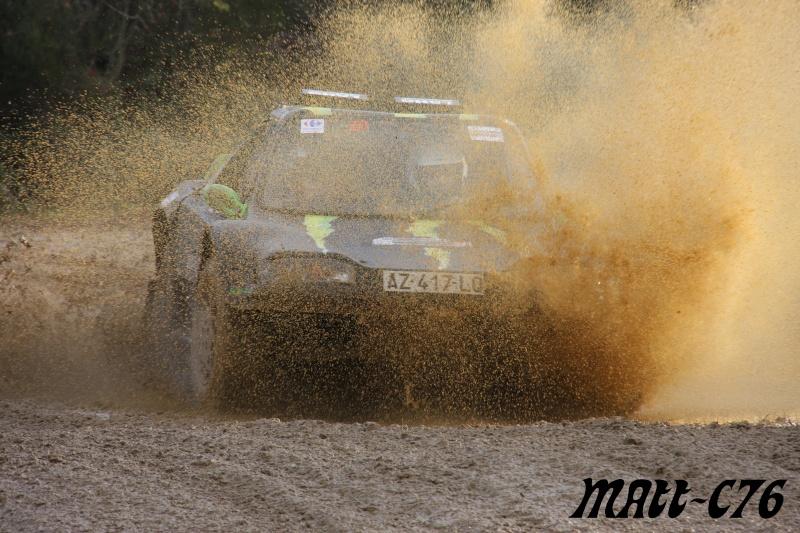 Photos Numèro 5o : Laurent Duperron - Blondet Coralie ... Rally294