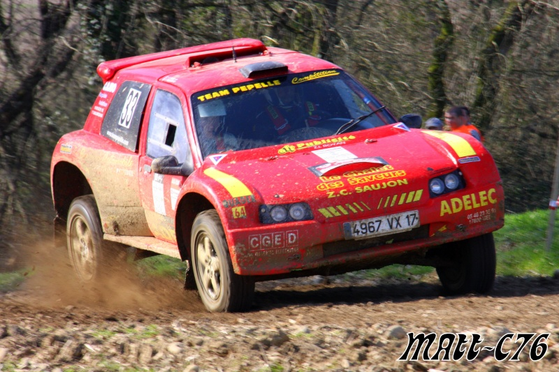 """Photos des Collines d'Arzacq """"matt-c76"""". Rally334"""