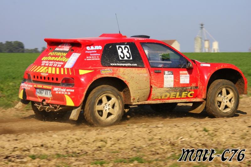 """Photos des Collines d'Arzacq """"matt-c76"""". Rally335"""