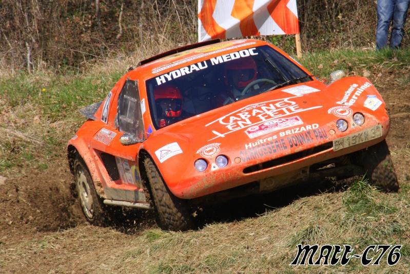 """Photos des Collines d'Arzacq """"matt-c76"""". Rally350"""
