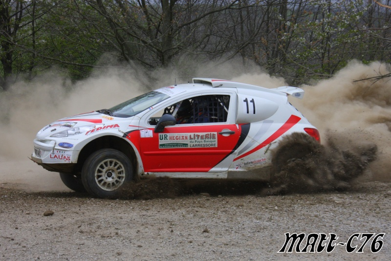 "Photos Ronde du Labourd ""matt-c76"" Rally380"