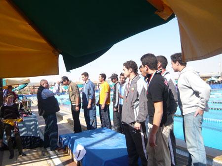 نادينا يحقق المركز الثاني في بطولة الجمهورية للسباحة بالزعانف P1030915
