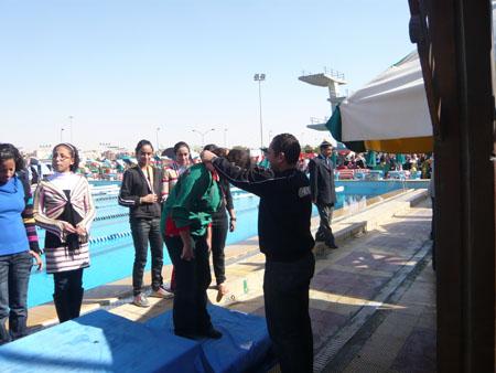 نادينا يحقق المركز الثاني في بطولة الجمهورية للسباحة بالزعانف P1030917