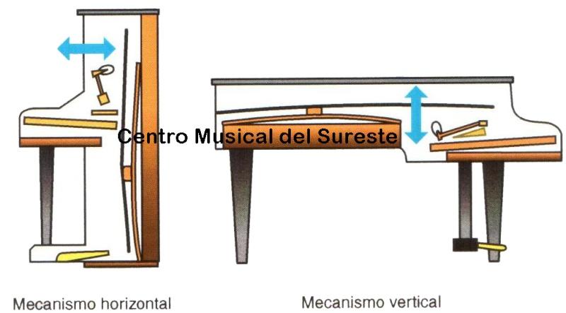 Diferencias entre Piano Vertical y Piano de Cola Piano10