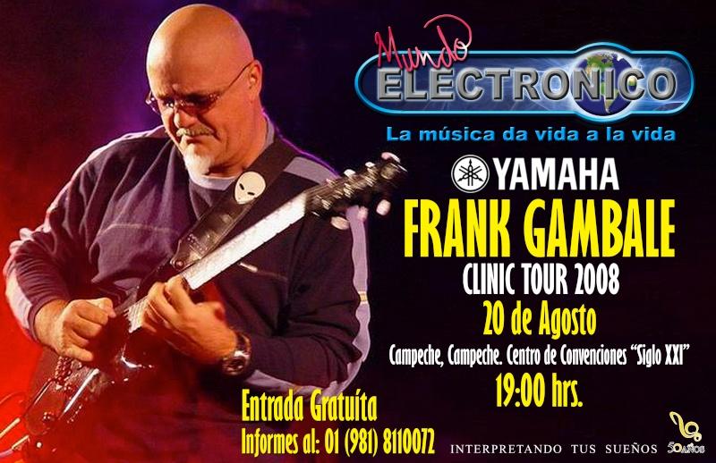 FRANK GAMBALE en CAMPECHE, CAMPECHE Tabloi10