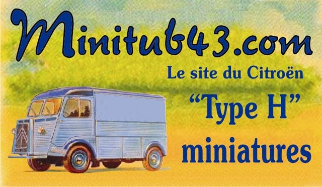 Cartes de visite Minitub43 Image343