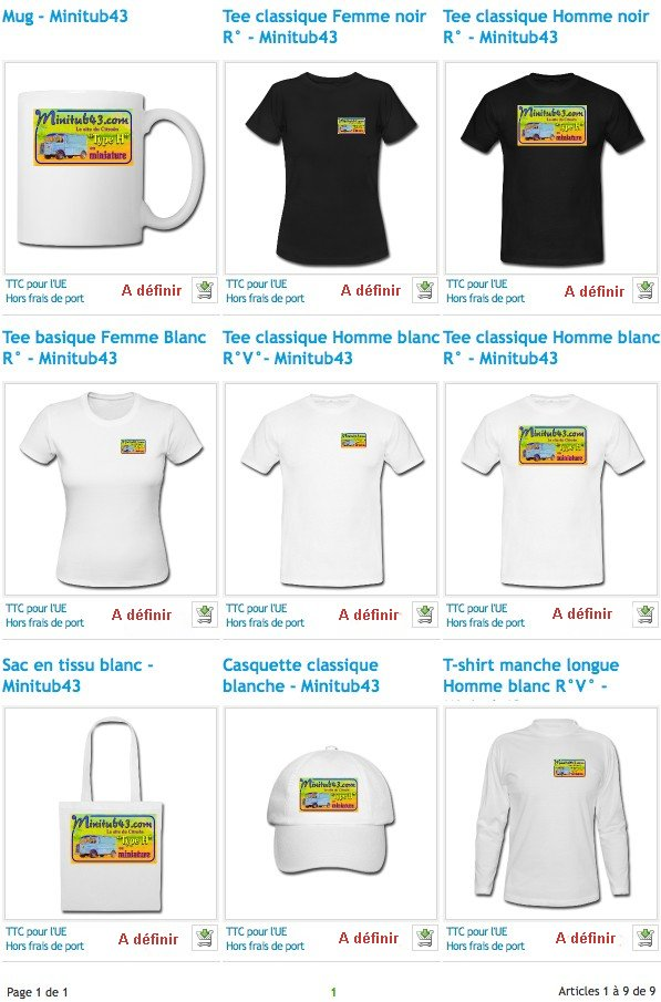 Boutique Internet Minitub43 Image400
