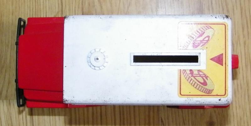 N°3023 SECURITY BANK TIRELIRE  101_4612
