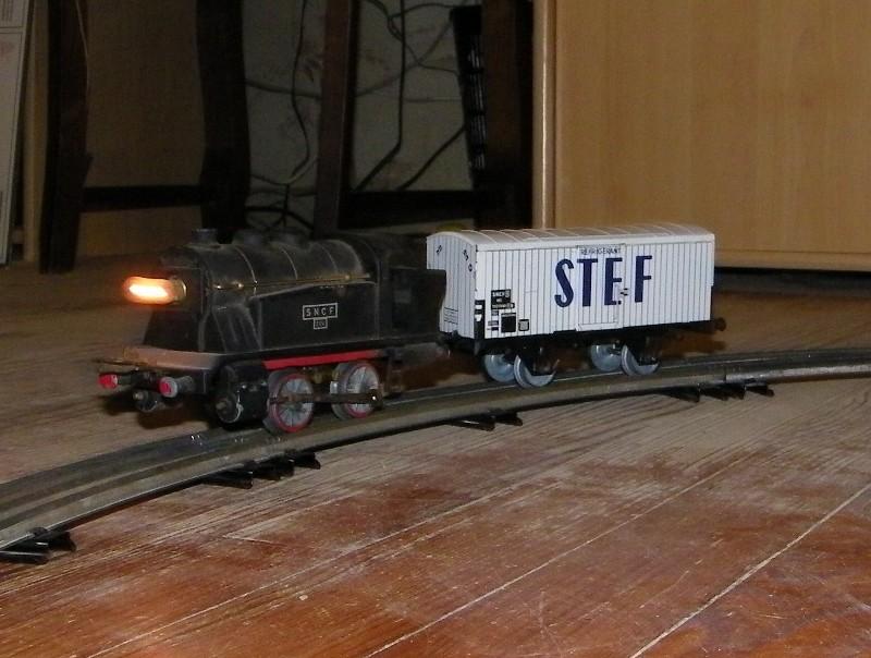 Locomotives à vapeur électriques 101e3619