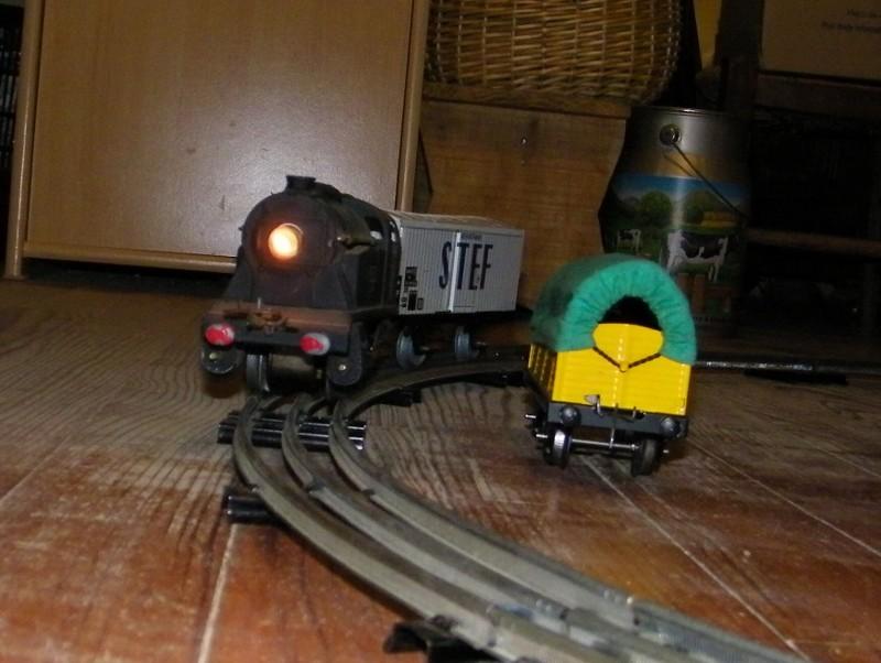 Locomotives à vapeur électriques 101e3620