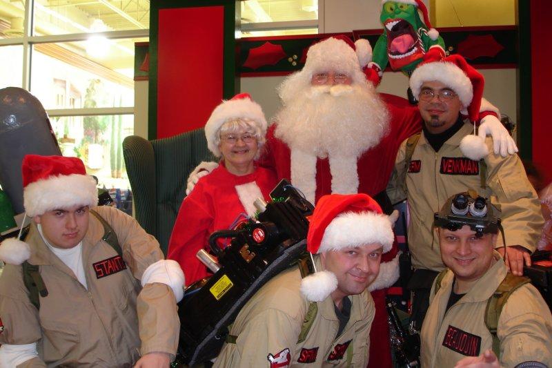 Noël chez ghostbusters estrie 73049610