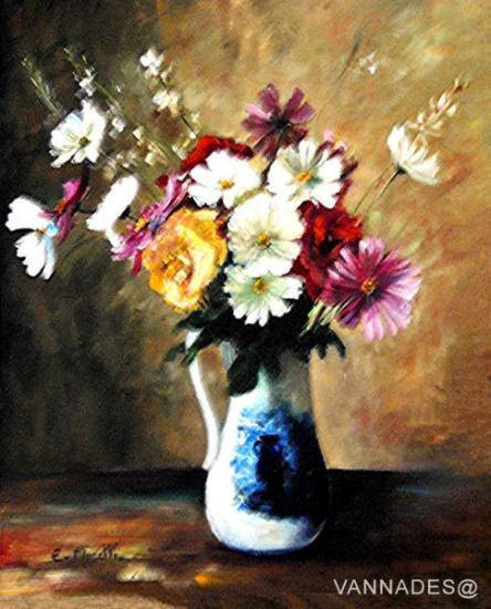 Mes Peintures à l' Huile 64419110