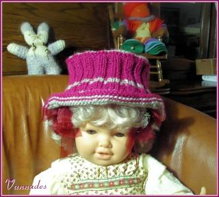 """Crochtalong du site """" UN FIL AU DOIGT"""" Chapea16"""