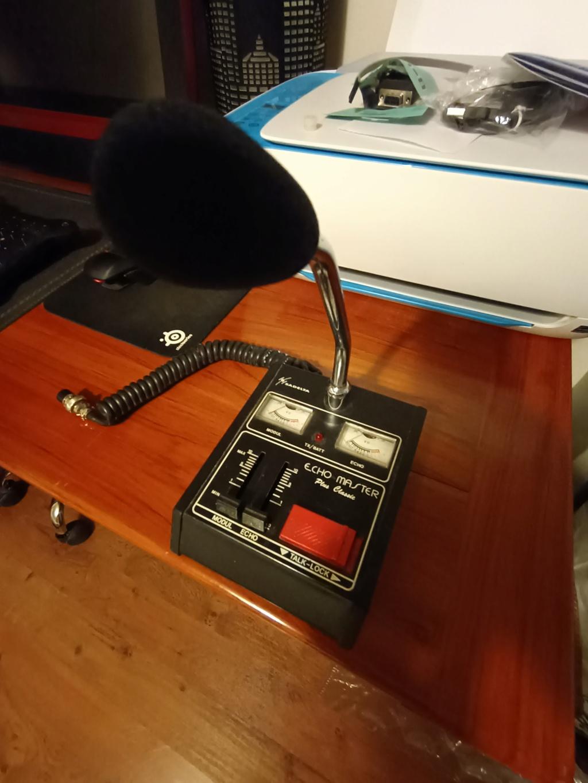 "Sadelta Echo Master Plus Classic ""the original"" (Micro de base) Img20213"