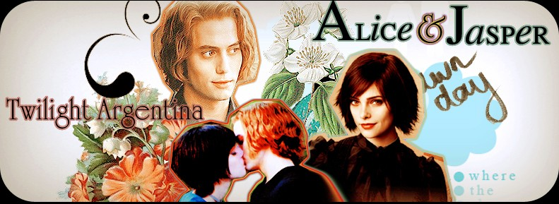TWILIGHT ARGENTINA - Alice&Jasper Avatar11