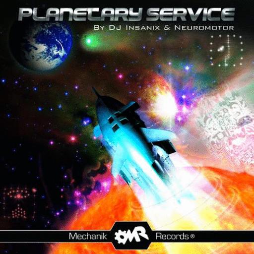 VA - Planetary Service 16kq4w10