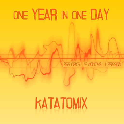 Katatomix - One Year In One Day 2176f810