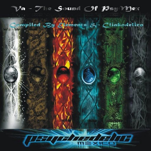 VA - The Sound Of PsyMex 56cdd310