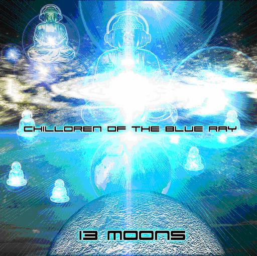 Chilldren Of The Blue Ray - 13 Moons Het1cd11