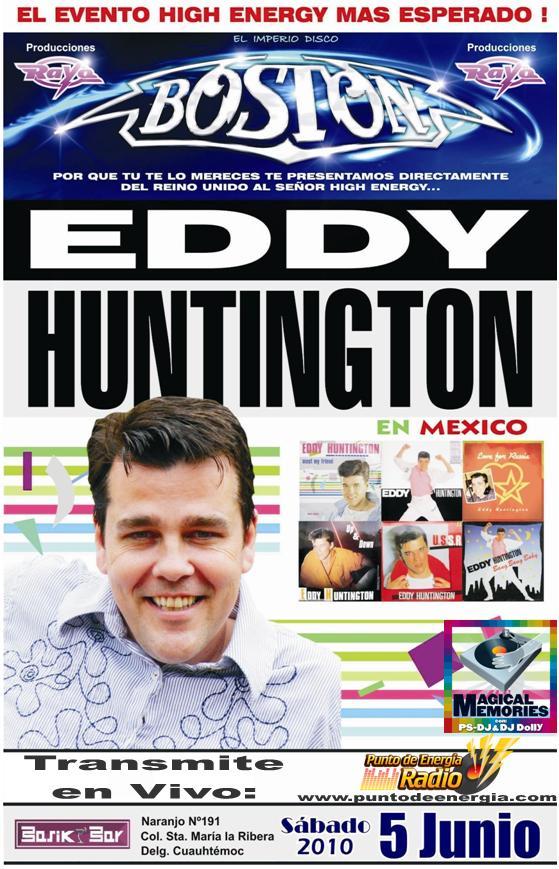 TIRANOS EN TERAPIA Y EDDY HUNTINGTON EN VIVO 2010 Flyer_10