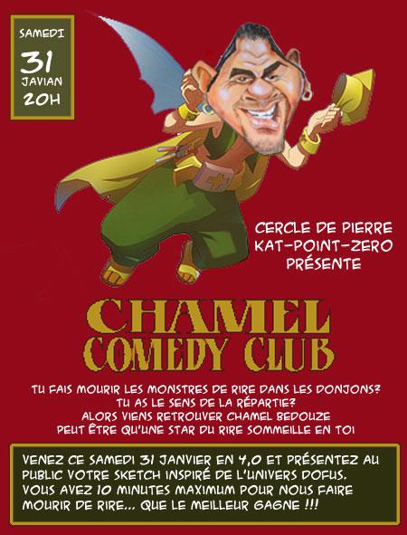 [Event] Chamel comedy club Chamel11