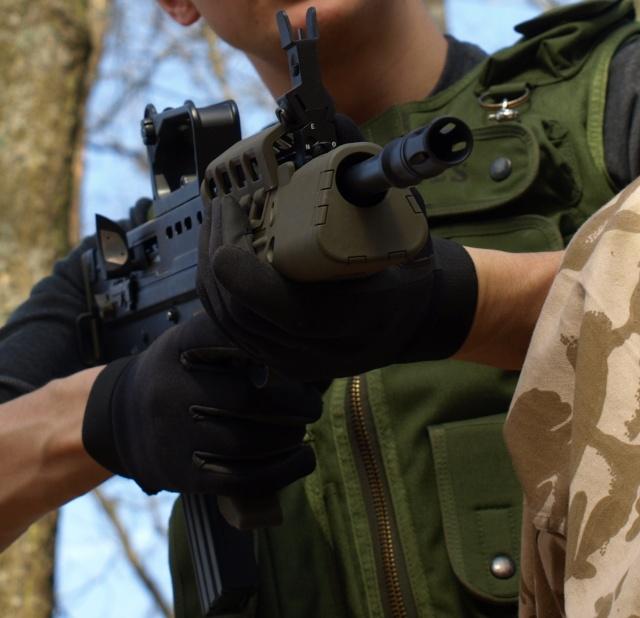 L85A2 ICS (british army) L8510