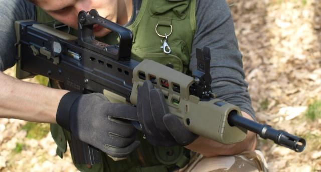 L85A2 ICS (british army) L85210