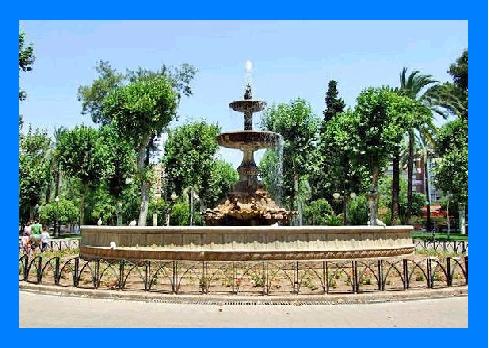 La Fuente Central. Fuente10
