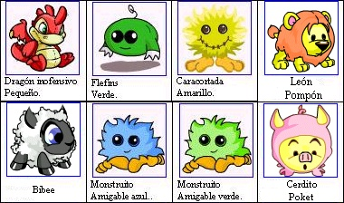TIENDA: Huellitas. Mascot10