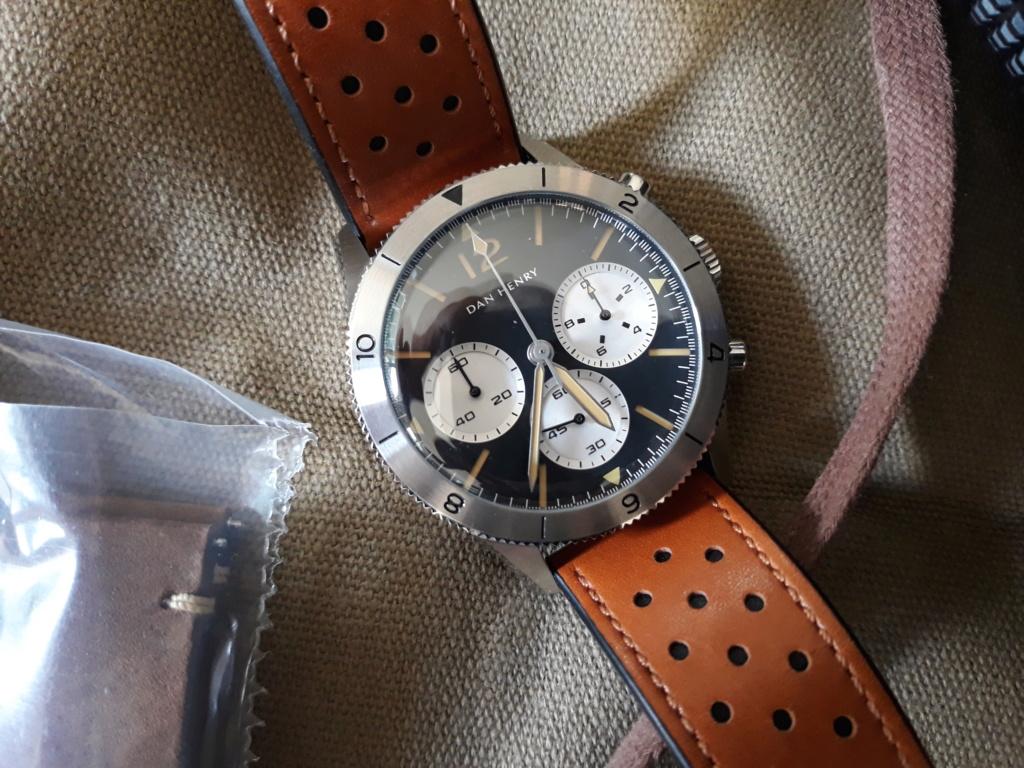 Vends - [Vends] Dan Henry 1963 200€ 20200611