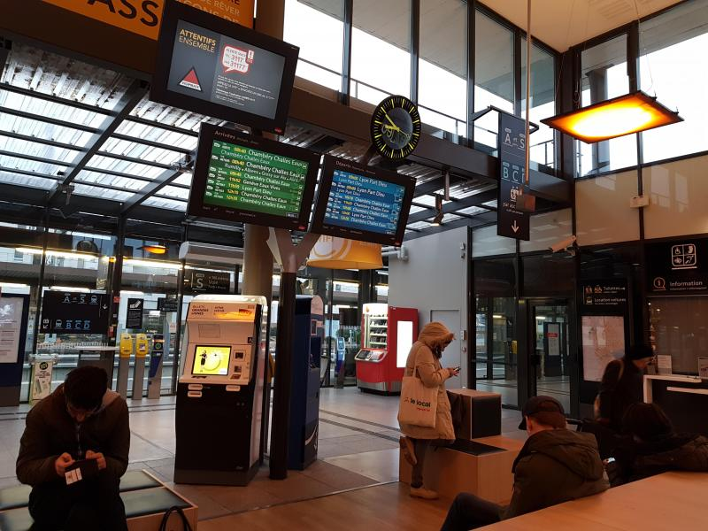 Léman Express (Haute-Savoie/Ain/Suisse) Annecy10