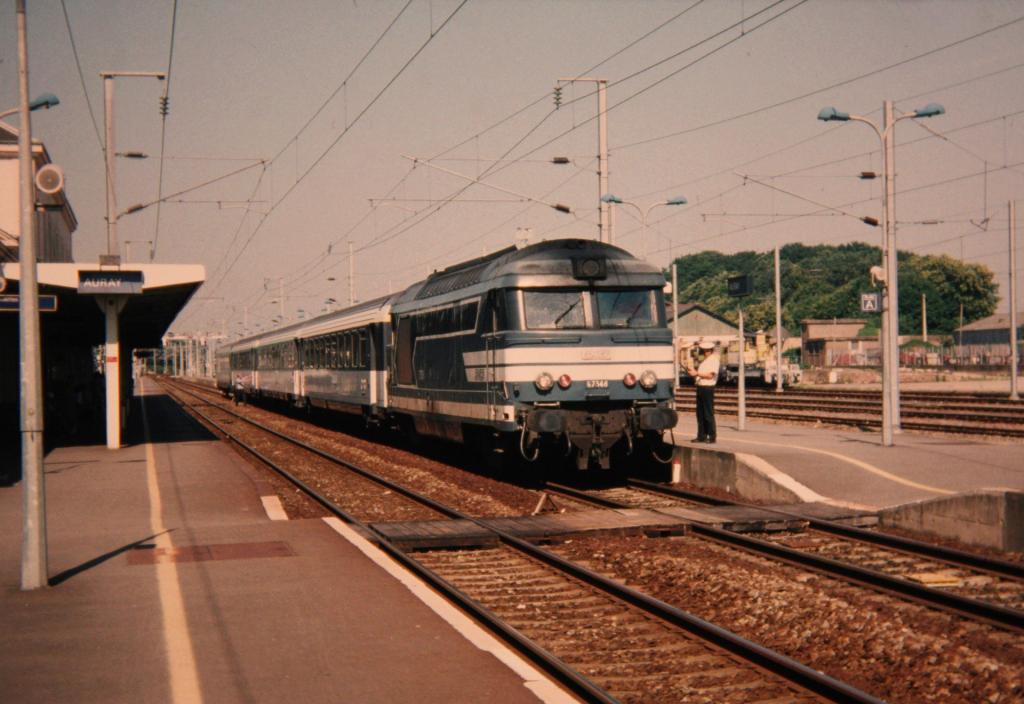 Auray arrivée de la tranche Quiberon en gare Auray_23