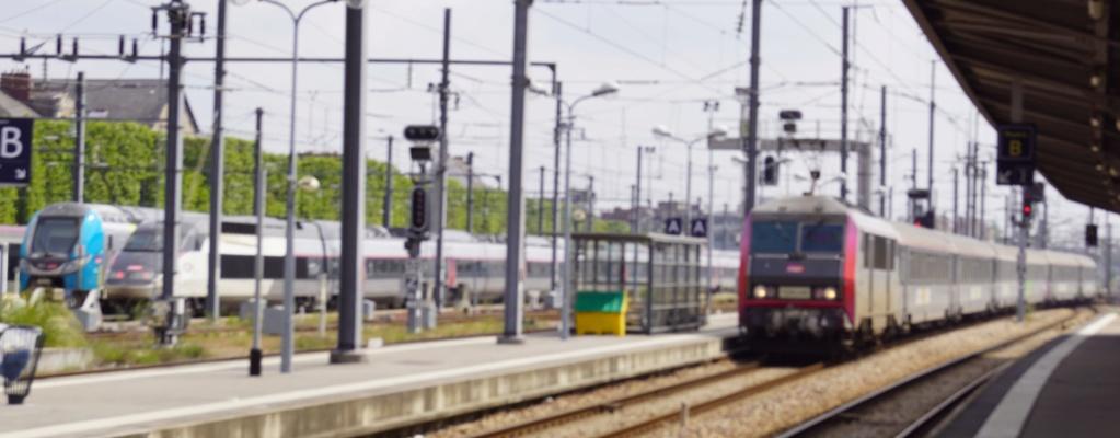 Nantes intercités Eco n° 4071 de Paris Austerlitz BB 26046 - 18 mai 2019 Bb_26010