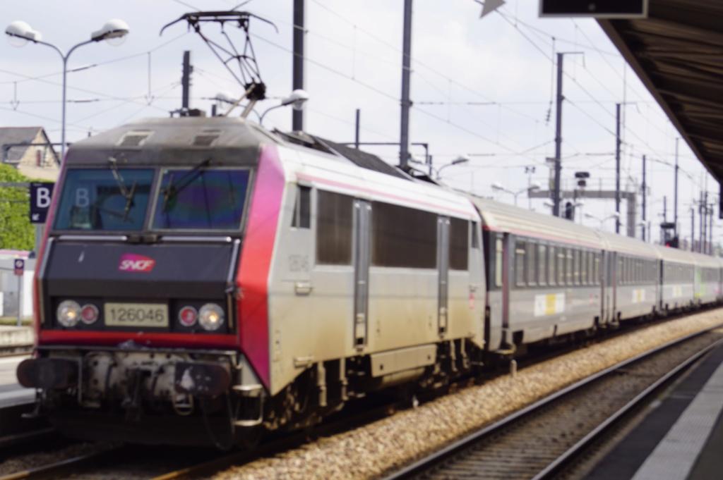Nantes intercités Eco n° 4071 de Paris Austerlitz BB 26046 - 18 mai 2019 Bb_26012