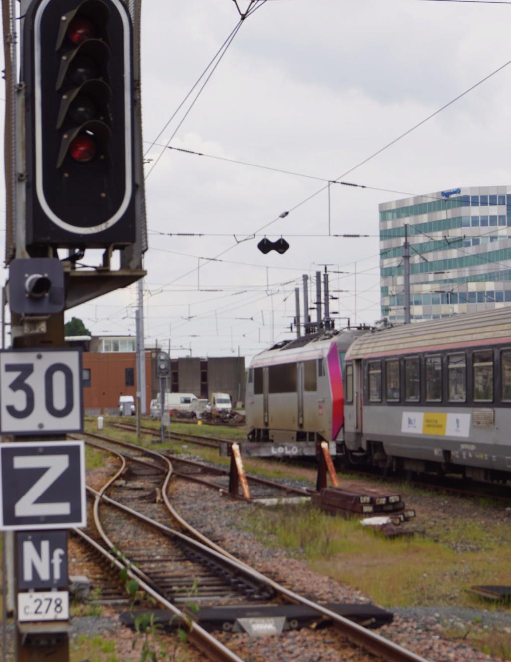 Nantes intercités Eco n° 4071 de Paris Austerlitz BB 26046 - 18 mai 2019 Bb_26015